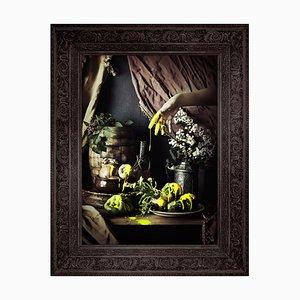 Strange Fruit Medium Printed Canvas von Mineheart