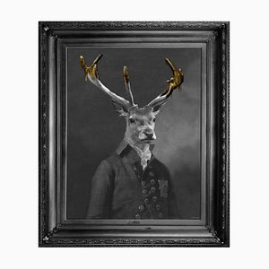 Brother Stanwick Gold Edition Medium Printed Canvas from Mineheart