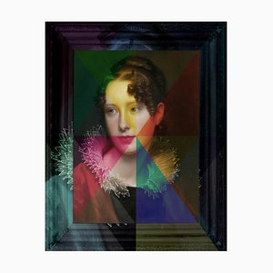 Mittlere Printed Canvas Leinwand von Mineheart