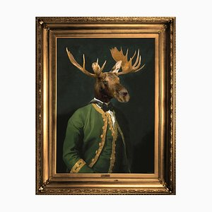 Lord Montague Large Printed Canvas from Mineheart