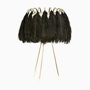 Black Feather Tischlampe von Mineheart