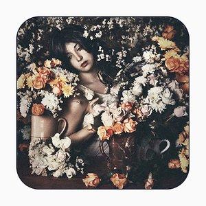 Tapis de Jardin Rose de Mineheart