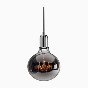 King Edison Chrome Pendant Lamp from Mineheart