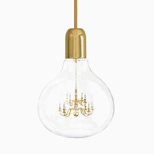 Gold King Edison Hängelampe von Mineheart