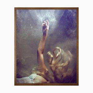 Entering a Dream, Medium Bedruckte Leinwand von Mineheart