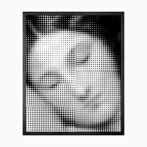 Comic Book Venus, Framed Medium Printed Canvas from Mineheart