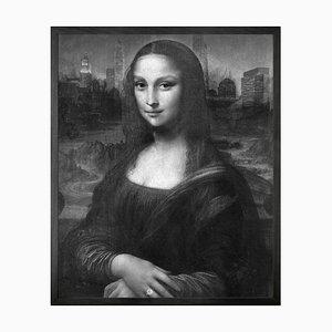 Modern Beauty, Framed Medium Printed Canvas from Mineheart