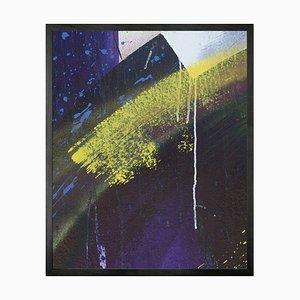 Graffiti 2, Framed Medium Printed Canvas from Mineheart