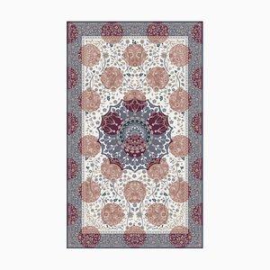 Fürstlicher Teppich in Lila von Mineheart