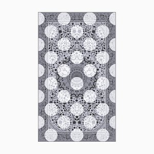 Monochrome Magic Teppich von Mineheart