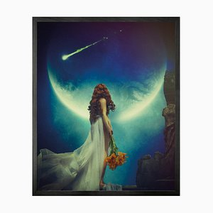 Cassandra Framed Large Printed Canvas from Mineheart