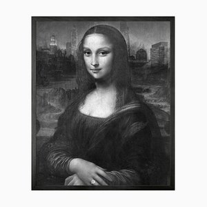 Modern Beauty Framed Large Printed Canvas from Mineheart