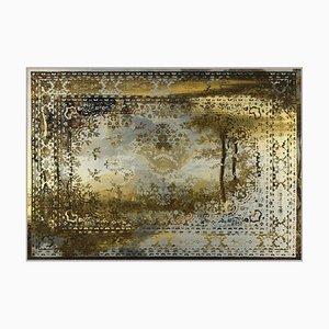 Kashan Remix Landscape Teppich von Mineheart