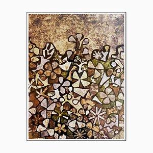 Jean Dubuffet, Il giardino di Quite-Quickly, 1957