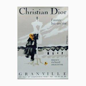 René Dessisirier, Christian Dior, 1987, Poster