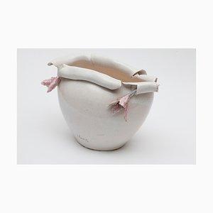 Cracked Ceramic Vase by Yuri Kuper, 2008