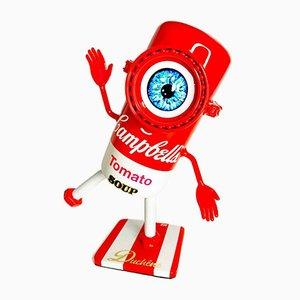Vincent Duchene, Minion Tomato Soup, 2020, Mixed Media