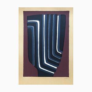 Raoul Ubac, Untitled, Hand Signed Lithograph