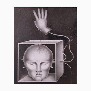 Jean-Claude Rener, Inside the Box, Zeichnung