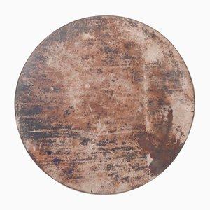 Tavolo antico dipinto, Francia, patinato