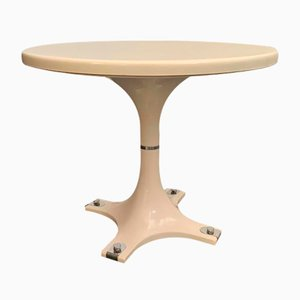 Mod 4997 Table with Adjustable Feet by Ignazio Gardella and Anna Castelli for Kartell