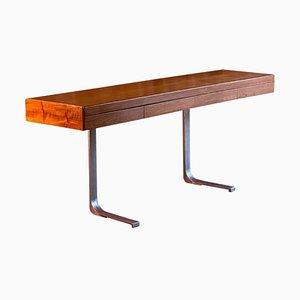 Teak Desk by Robert Heritage for Archie Shine, 1960s