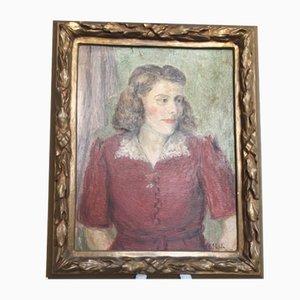 Venetian Portrait, 1930s