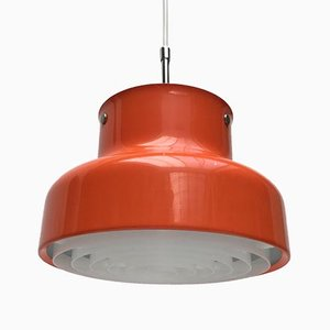 Mid-Century Bumling Pendant Lamp by Anders Pehrson for Ateljé Lyktan
