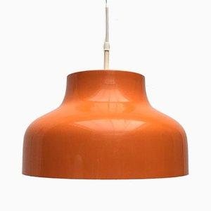 Mid-Century Metal Pendant Lamp