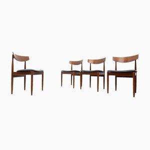 Chaises de Salon en Teck par Ib Kofod pour G-Plan, 1960s, Set de 2