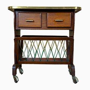Tavolino con edicola, anni '50
