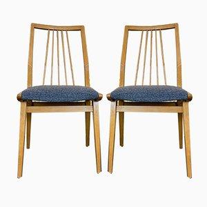 Chaises de Salon Mid-Century, Danemark, 1960s, Set de 2