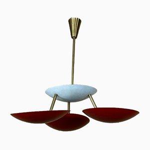 Mid-Century Bauhaus Lamp from Stilnovo, 1960s