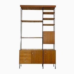 Danish Teak Shelf from Omnia, 1960s