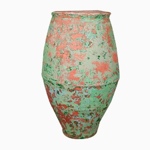 Spanish Terracotta Oil Jar
