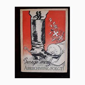 George Grosz, Billing Follows!, Illustrated Book, 1923