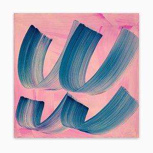 Flugmuster, Abstrakte Malerei, 2019