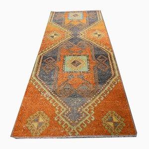 Turkish Vintage Small Carpet