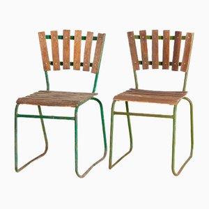 Sedia da giardino in legno