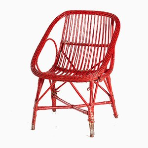 Wicker Rattan Garden Chair