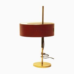 Lampe de Bureau Modèle 243 par Ostuni & Forti pour Oluce, Italy, 1950s
