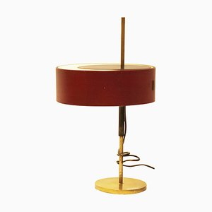 Table Lamp Model 243 by Ostuni & Forti for Oluce, Italy, 1950s