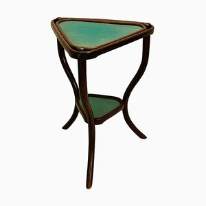 Triangular Playing Table from Thonet