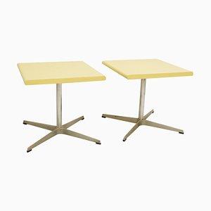 Tables d'Appoint par Fritz Hansen, Set de 2