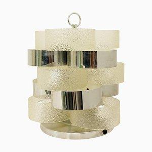 Lampe de Bureau Ring Concentric, Italie, 1970s