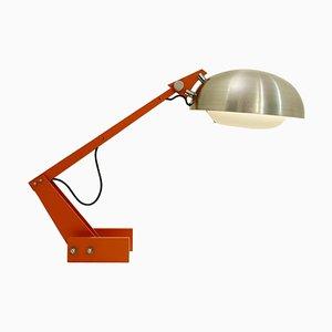 Lampe de Bureau Industrielle par Wim Rietveld, 1960s