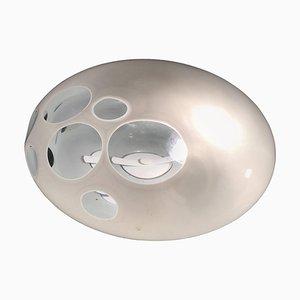Lampada da tavolo Moonbase modello LT357 di Carlo Nason per Mazzega, Italia
