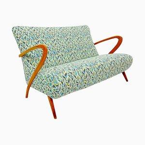 Italian Upholstery Sofa, 1950s