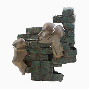Bronze Sculpture by Eleonora Drummond, 1987
