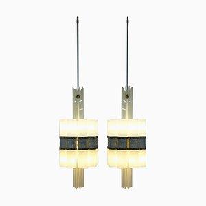 Deutsche Deckenlampe